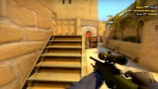 CS:GO Mirage ace
