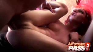 amateur mystick with cum in mouth