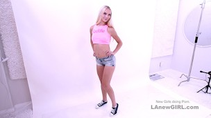 Sexy russian slut gets analy fucked during photoshoot POV